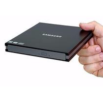 Unidad De Dvd Externa, Quemador Cd Dvd Samsung Se-s084