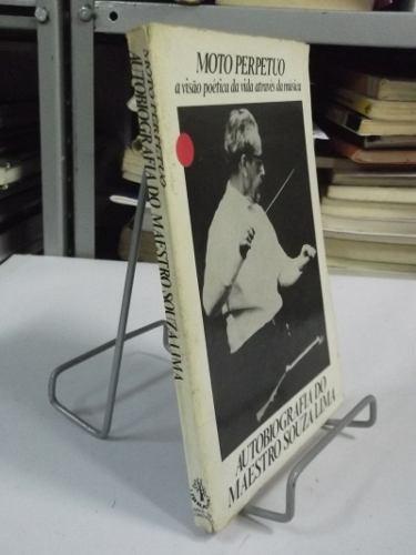 94ccb69b764 Autobiografia Do Maestro Souza Lima - R  20
