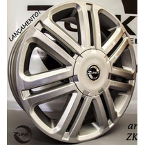 Roda Zunky Astra Cd Aro 17- Prata + Pneus 205/40/17 Novos