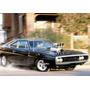 Dodge Charger 1969 Rápido Y Furioso 1:32