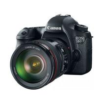 Canon 6d Com Lente 24-105mm F/4.0l Is Usm Af + Recibo Legal