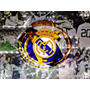 Kit Imprimible Real Madrid Fiesta Cumpleaños Torta Futbol