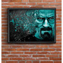Cuadro Decorativo Breaking Bad 30x42cm Lamina Póster
