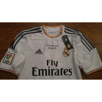 Jersey Adidas Real Madrid 2013-14 Despedida Raul Original