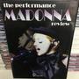 Dvd Madonna The Performance Review Nuevo Cerrado
