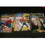 Revista Comic Marvel Figurine Plomo Thor Wolverine Daredevil