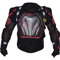 Colete Armadura Proteção Biônico Helt Cross Moto Mtb Skate