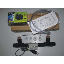Filtro Uv-c 8w Plus Philips + Bomba - 150l/h Cleanjump 110v