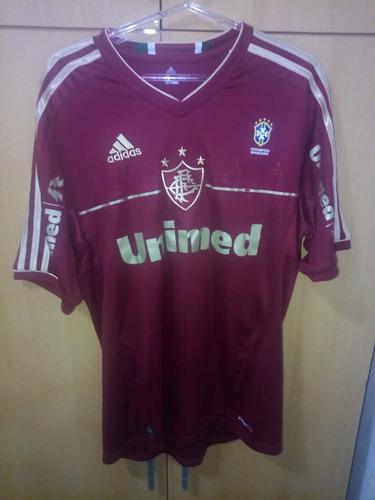 8bee31ae3f Camisa Fluminense Grená 2012 - R  300