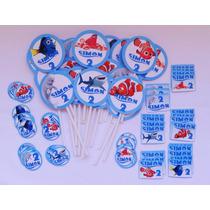 Candy Bar Personalizdo Decoración Stickers Y Envoltorios