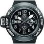 Hamilton Base Jump Cronografo Negro Rolex Omega Tag Panerai