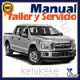 Manual De Taller Y Servicio Ford F-150 Fx4 2005-2010