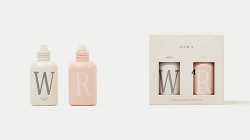 Perfume Zara Rose Edt 100 Ml Zara White Edt 100 Ml R 13000 Em