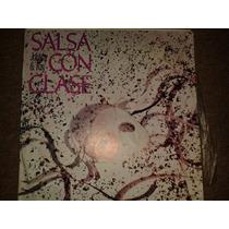 Disco Acetato: Salsa Con Clase
