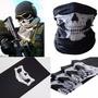 Multi Bandana Caveira Moto,cachecol,máscara Facial,paintball