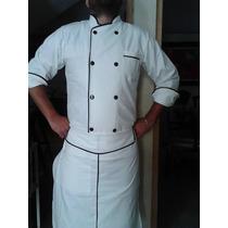 Filipina Chef Mandil Y Gorro Promocion Regalo Gorro