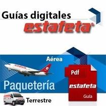 Servicio Logistico Estafeta Terrestre 5 Kg