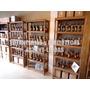 Biblioteca De Madera Rustica Estant-lindas (1 Estante 80x30)
