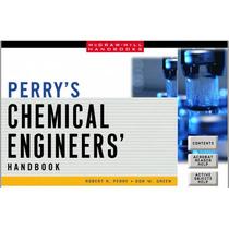 Libro Perry Manual Ingeniero Químico Pdf