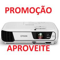 Projetor Epson Powerlite X36+ 3600 Lumens Hdmi Wifi