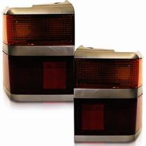 Lanterna Traseira Besta 93 94 95 96 97 Bicolor Canto Cinza