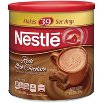 Nestle Cacao Caliente Mix Rich Chocolate Con Leche Sabor 27,