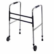 Andador Com Rodas Ortopédico Para Idosos Em Alumínio