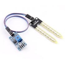 Sensor Humedad Suelo Tierra Yl-69 Para Arduino, Pic Domotica