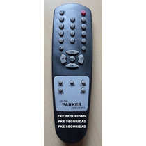 Control Remoto Parker Om8370-923 Incluye Forro Protector