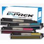 Toner 126a Hp Alternativo Para 1025nw Ce310 Pack X4u Premium