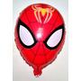 Globo Redondo 45cm Spiderman Hombre Araña Cumpleaños