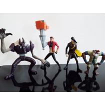 Coleção Completa Mutante Rex - Mc Donalds - Cartoon Network!
