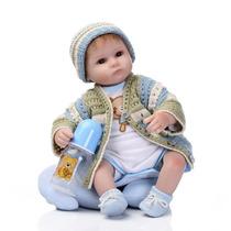 Bebe Reborn Menino Barato Promoção Frete Grátis 12x S Juros