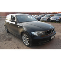 Bmw Serie 1 120i Style, Piel ,quemacocos , Rines ,5pts 2009