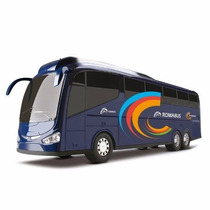 Ônibus Roma Bus Executive 48 Cm Comprimento - Roma Jensen