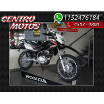 Honda Xr 150 L + Casco De Regalo!! Financio Centro Motos