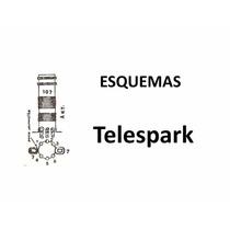 Esquema Rádio Telespark Mod Fu 71 Via Email