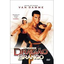 O Grande Dragão Branco - C/ Jean-claude Van Damme - Dvd Novo