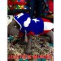 Disfraz Capitán América 70 Cm Ovejero Dogo Argentino Julypet