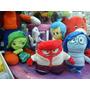 Pack Peluches Intensa Mente De Disney Pixar (30 Cm Aprox)
