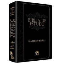 Bíblia Mattew Henry + Bíblia Ra + Bom Dia Espírito Santo