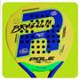 Paleta De Paddle Royal Padel Pole 38mm Eva Carbono Protector