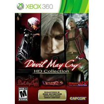 Devil May Cry Hd Collection Xbox 360 Fisico Envío Gratis Dhl