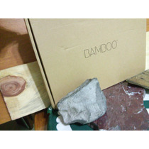 Preciosa Tablet Para Diseño Pro Bamboo *el Bazar*
