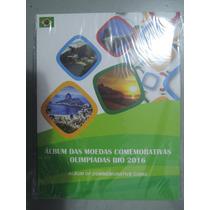 Album Das Moedas Das Olimpiadas Rio 2016