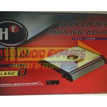 Amplificador Hf Audio Clase D 1500 Watts 1 Canal Hf3000.1d