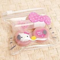Estuche Para Lentes Contacto Hello Kitty Perocontenta