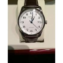 Reloj Longines Mod Master Collection, Nuevo