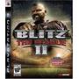 Jogo Novo Blitz The League 2 Para Playstation 3 Ps3