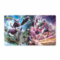 Cartas Pokémon Tapete De Juego Mega Mewtwo Tcg